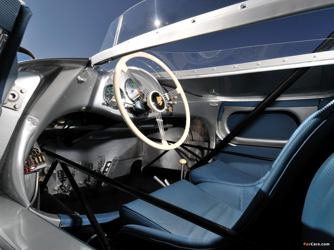 Porsche 550 Rs Spyder 1953 56 Pictures 1280x960