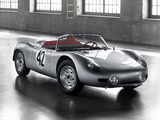 Porsche 718 RS 60 Spyder 1959–60 wallpapers