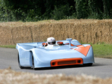 Images of Porsche 908/03 Spyder 1970–71