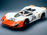 Porsche 908/02 Spyder 1969 photos