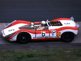 Porsche 908/02 Flunder wallpapers