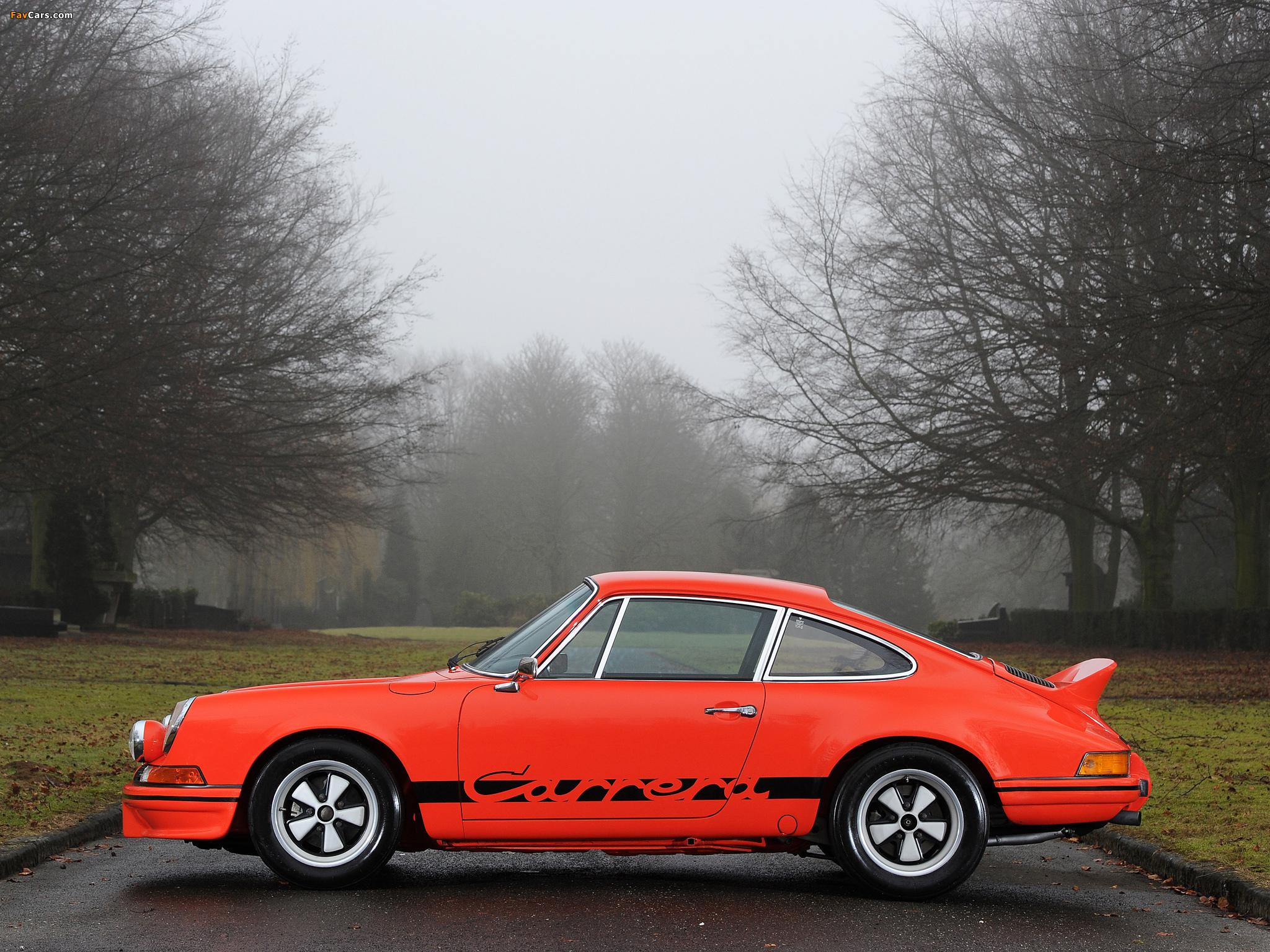 Photos Of Porsche 911 Carrera Rs 2 7 Sport 911 1972 73