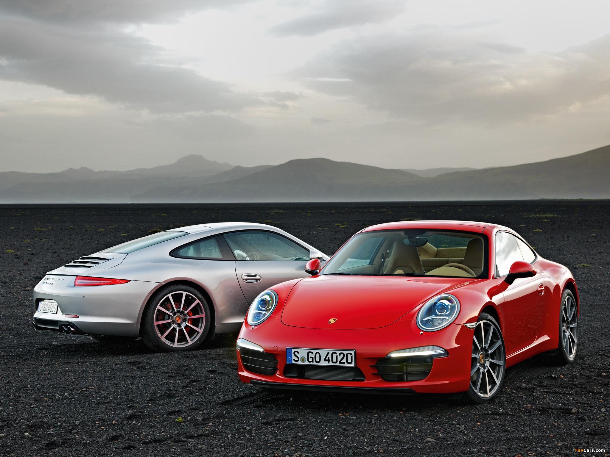 Porsche Panamera 911  № 2370056 загрузить