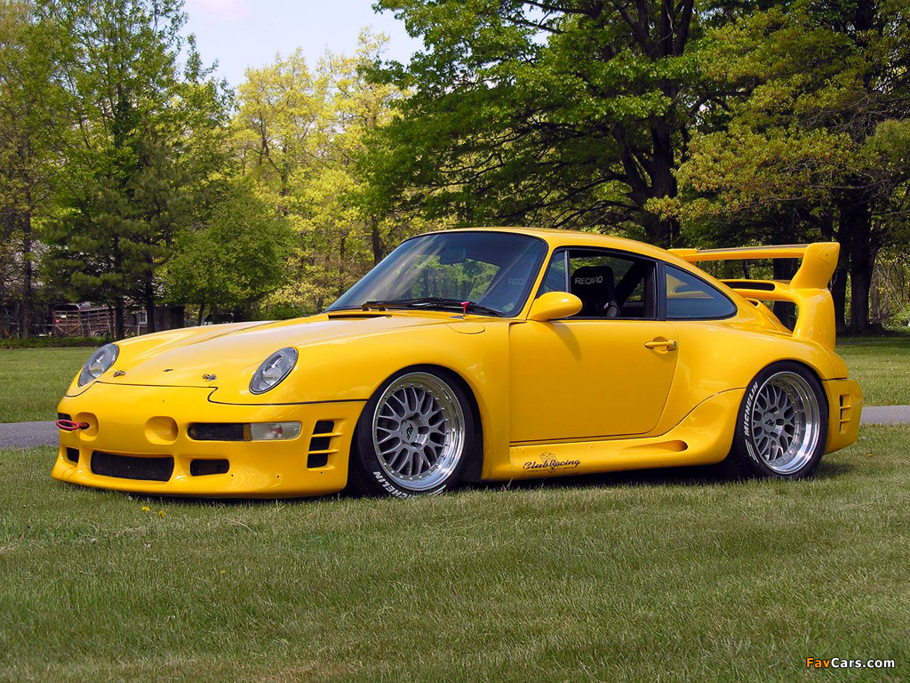 Ruf Ctr2 Sport 993 Wallpapers 1024x768