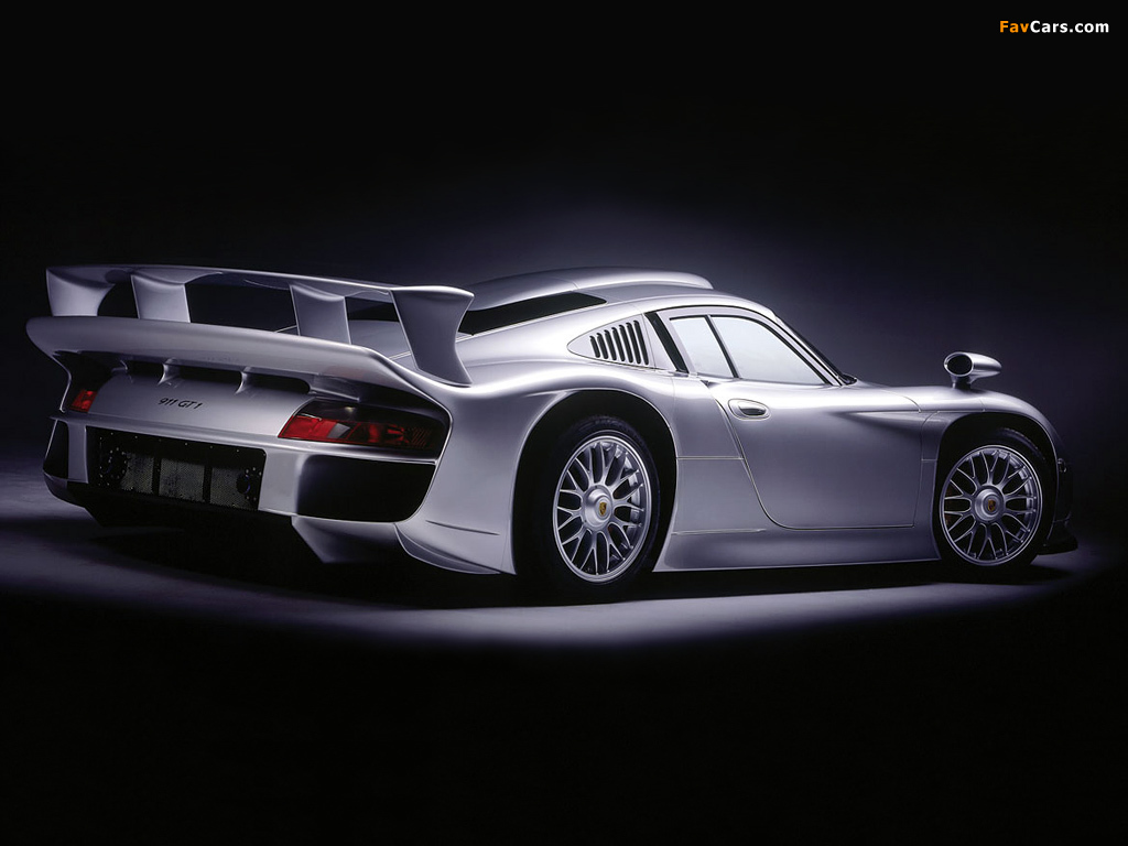images of porsche 911 gt1 strabenversion 996 1997 1024x768. Black Bedroom Furniture Sets. Home Design Ideas