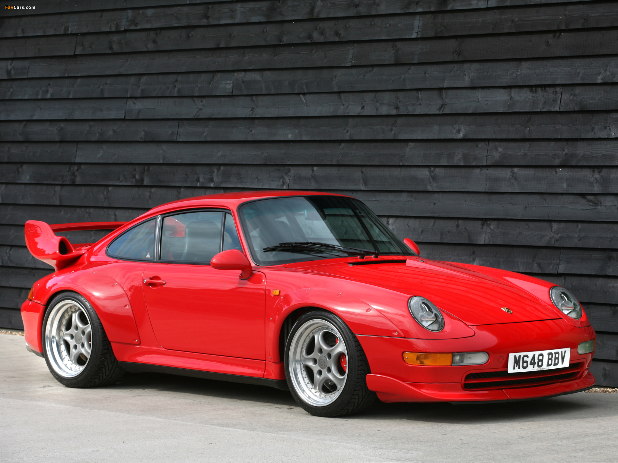 Porsche 911 Gt2 Uk Spec 993 1995 97 Images 2048x1536