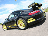 Photos of Cargraphic Porsche 911 GT3 RSC 4.0 (997) 2007–09