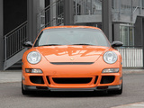 Porsche 911 GT3 RS (997) 2007–09 wallpapers