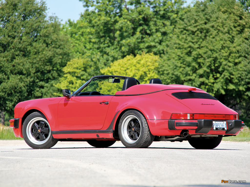 Images Of Porsche 911 Carrera Speedster Turbolook 930