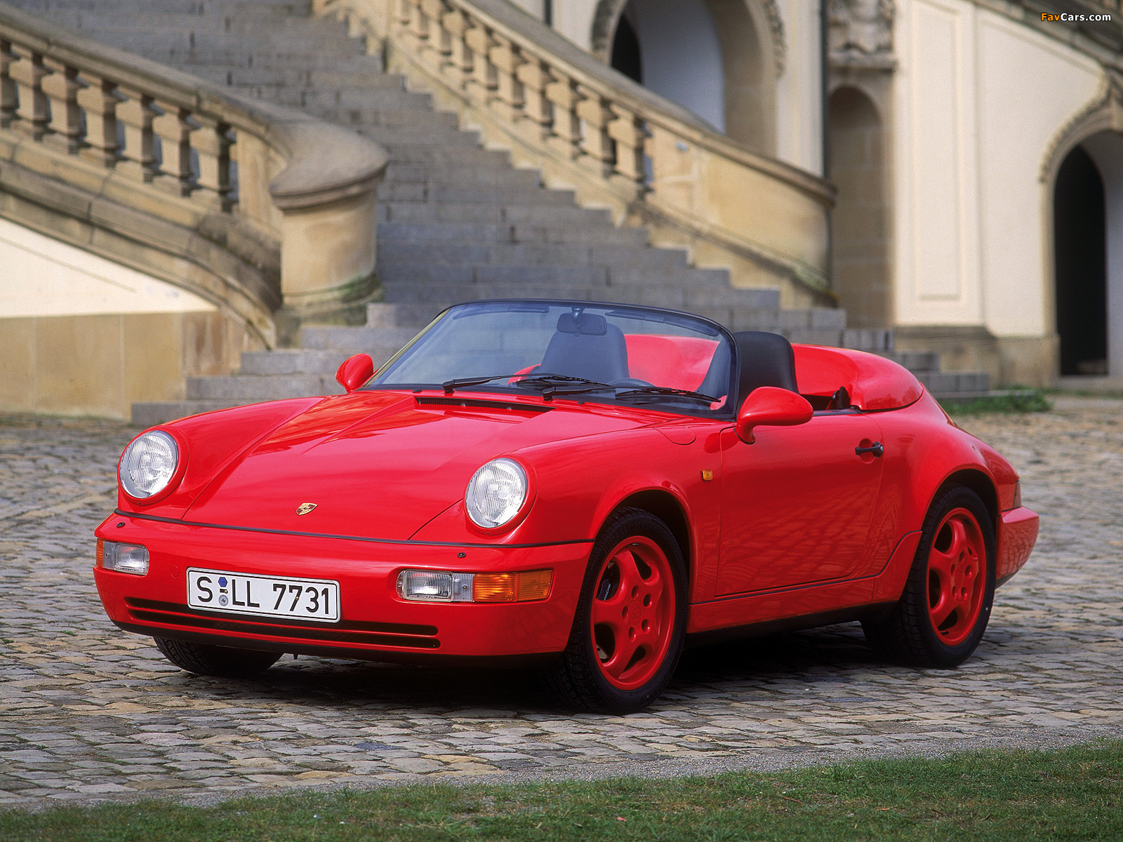 Photos Of Porsche 911 Speedster 964 1992 94 1600x1200