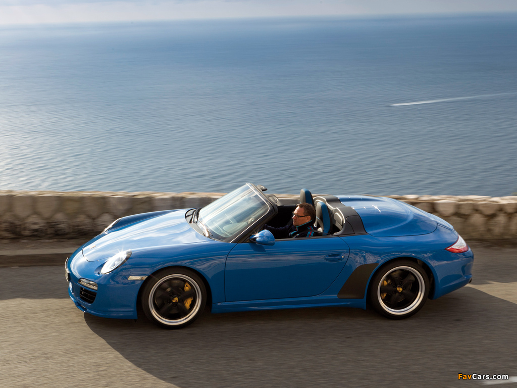 Photos Of Porsche 911 Speedster 997 2010 1024x768