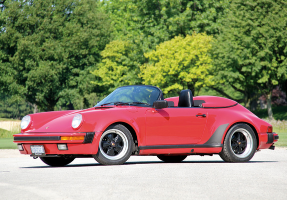 Pictures Of Porsche 911 Carrera Speedster Turbolook 930