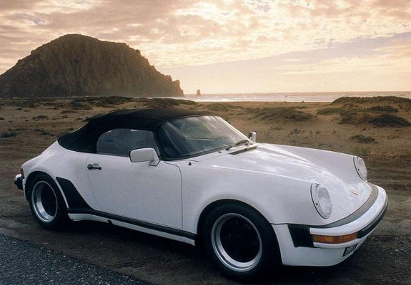Porsche 911 Speedster 1989 Images 1 B