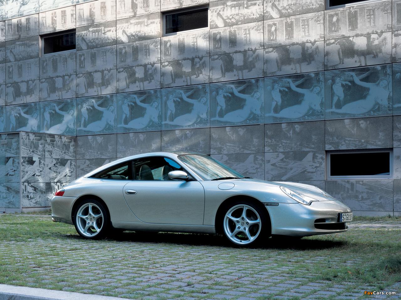 Images Of Porsche 911 Targa 996 2001 05 1280x960