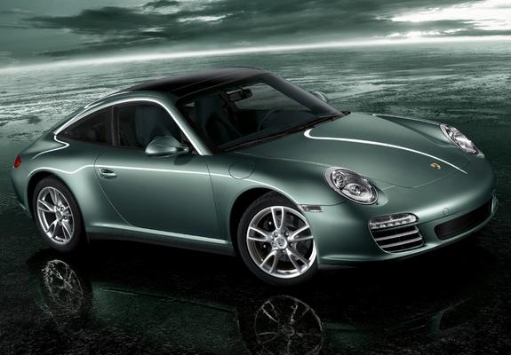 Porsche 911 Targa 4 997 2008 Images 800x600