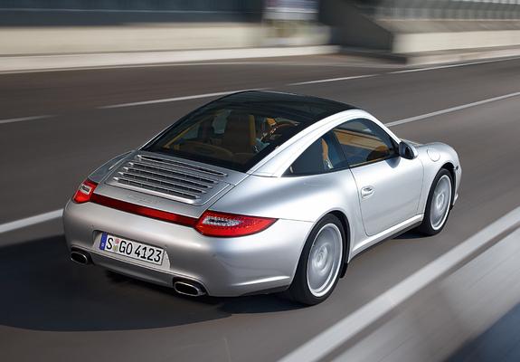 Porsche 911 Targa 4 997 2008 Wallpapers 2048x1536