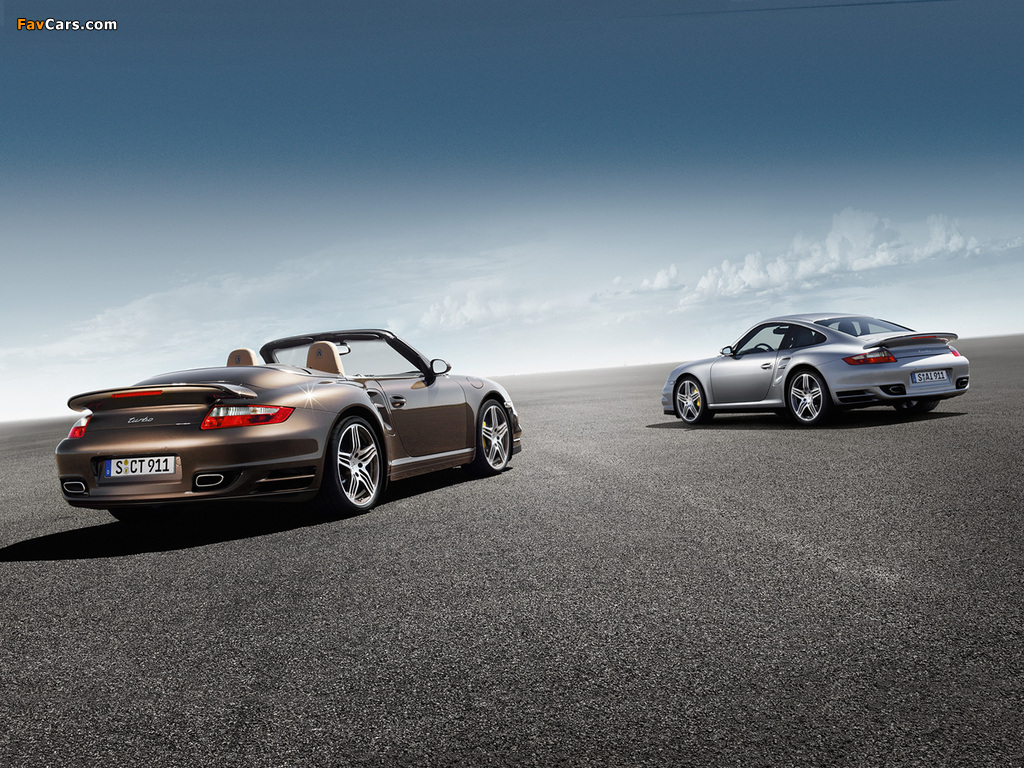Porsche 911 Turbo Pictures 1024x768