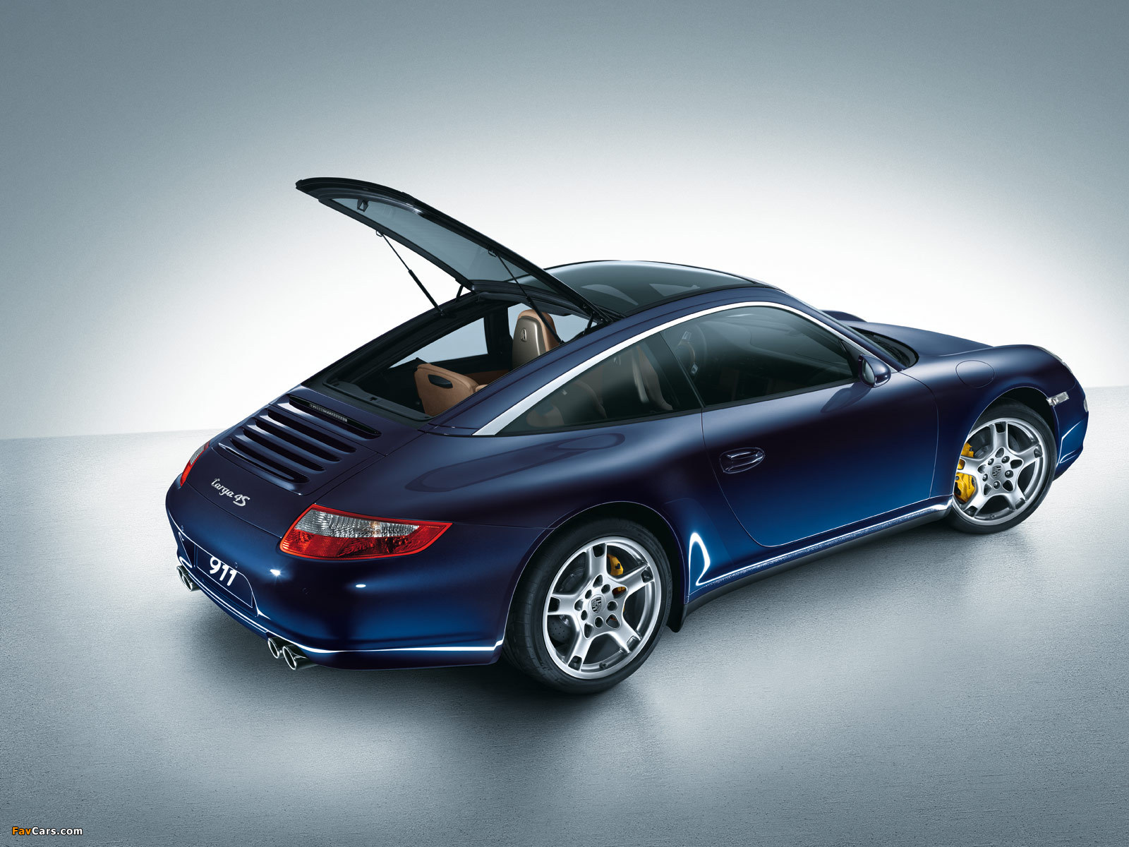 Wallpapers Of Porsche 911 Targa 4s 997 2005 08 1600x1200