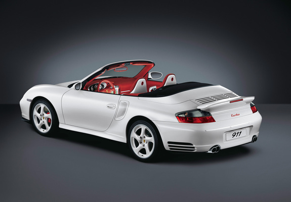 ... / Preview - Images of Porsche 911 Turbo Cabriolet (996) 2003–05