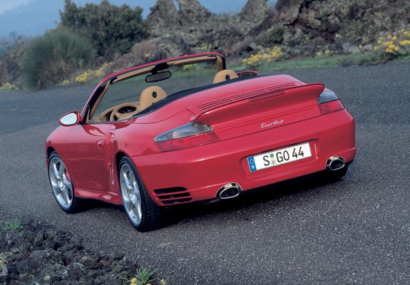 ... / Preview - Porsche 911 Turbo Cabriolet (996) 2003–05 pictures