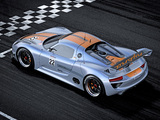 Images of Porsche 918 RSR Concept 2011