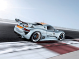 Photos of Porsche 918 RSR Concept 2011