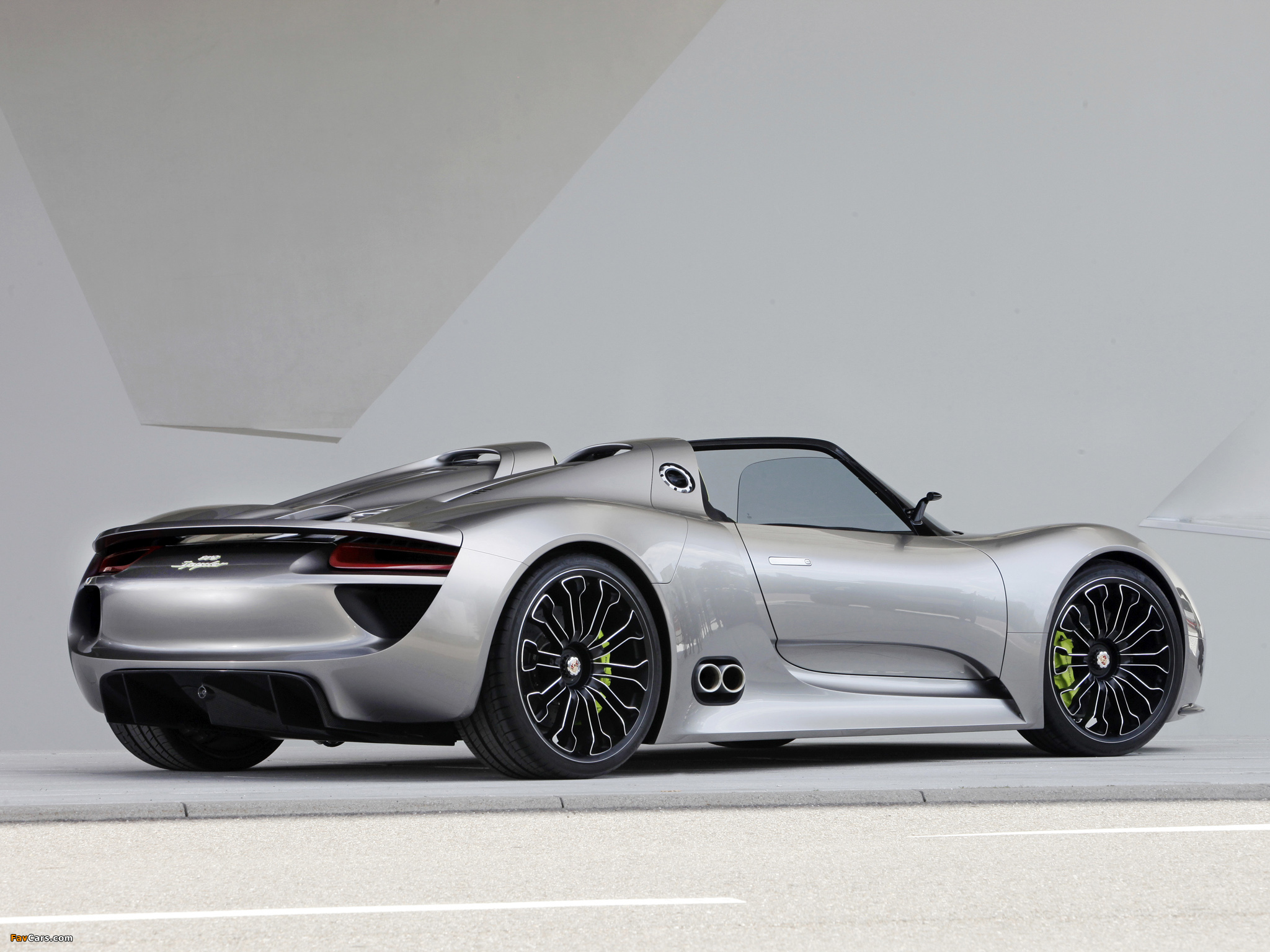 porsche 918 spyder concept 2010 wallpapers 2048x1536. Black Bedroom Furniture Sets. Home Design Ideas
