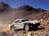 Porsche 959 Paris Dakar 1985 images