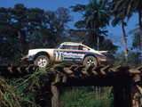 Porsche 959 Paris Dakar 1985 wallpapers