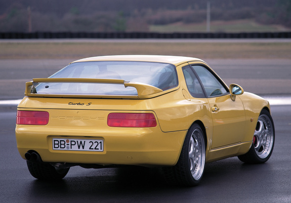 Download / Preview - Images of Porsche 968 Turbo S Coupe 1993–94