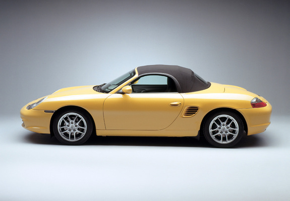 Wallpapers of Porsche Boxster (986) 2003–04