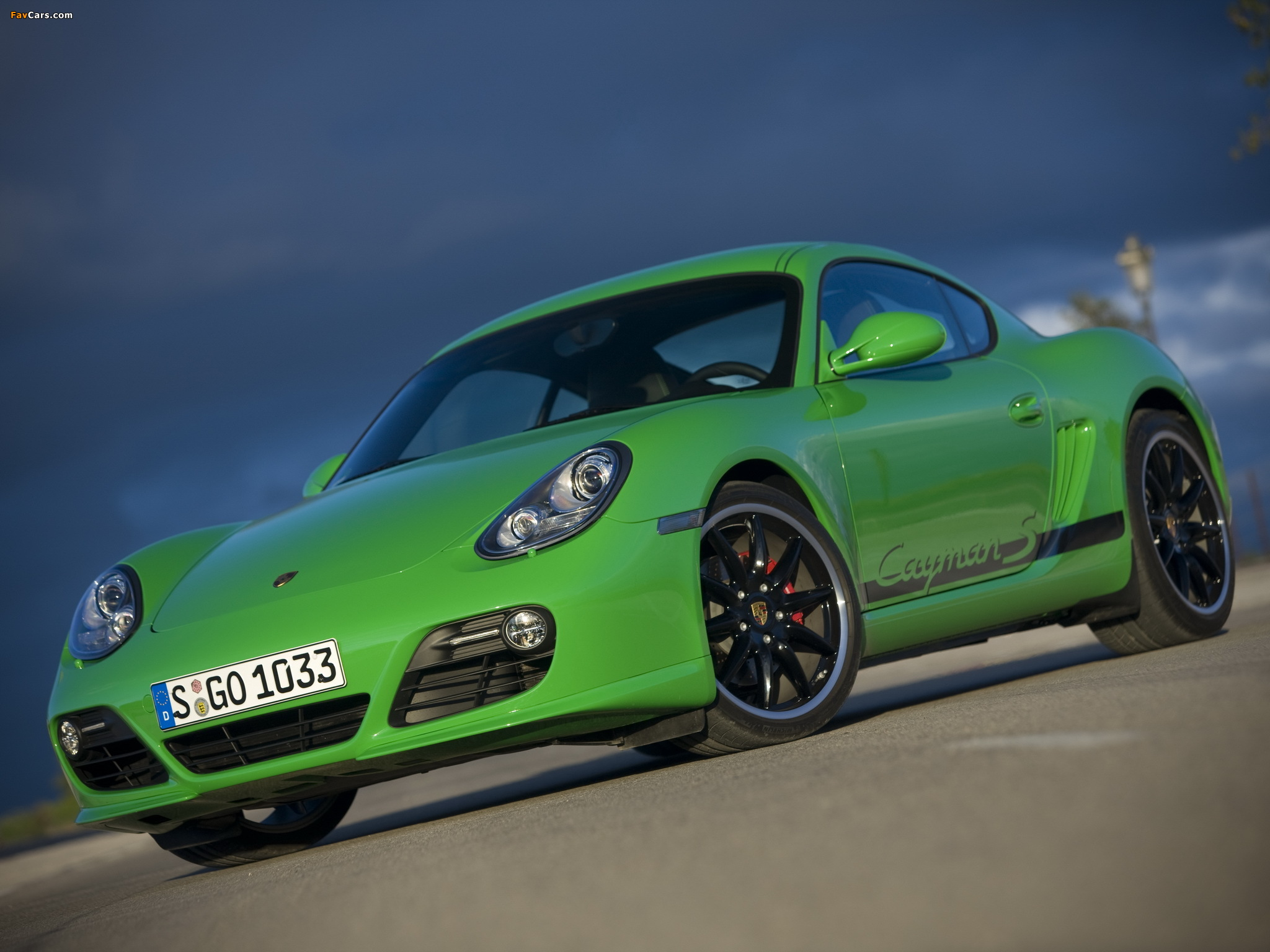 Porsche Cayman S Sport Limited Edition (987C) 2008 images (2048 x 1536 ...