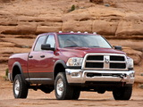 Photos of Ram 2500 Power Wagon 2009