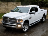 Pictures of Ram 3500 Heavy Duty Mega Cab 2009