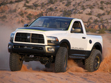 Pictures of Mopar Ram Power Wagon Concept 2010