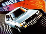 Renault 18 MX-spec 1979–86 wallpapers