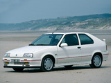 Pictures of Renault 19 16V 3-door 1988–92