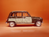 Photos of Renault 4 La Parisienne 1963–67