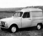 Renault 4 Fourgonnette 1961–67 images