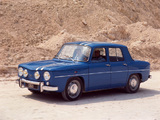 Renault 8 Gordini 1964–70 wallpapers