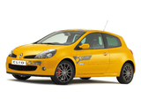 Pictures of Renault Clio R.S. F1 Team R27 2007