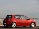 Pictures of Renault Clio 3-door UK-spec 2009–12