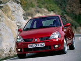 Renault Clio RS 2002–05 images