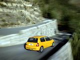 Renault Clio RS 2002–05 photos