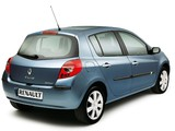 Renault Clio 5-door 2005–09 wallpapers