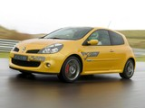 Renault Clio R.S. F1 Team R27 2007 photos