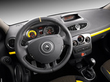 Renault Clio R.S. 2009–12 wallpapers