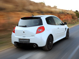 Renault Clio R.S. 20th Limited Edition ZA-spec 2010 images