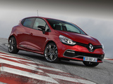 Renault Clio R.S. 200 2013 wallpapers