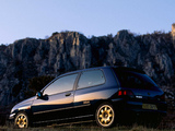 Renault Clio Williams 1993 wallpapers